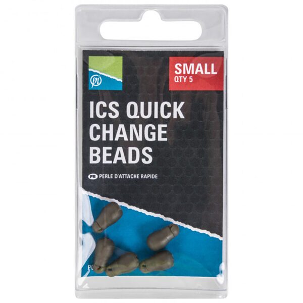 ICS Quick Change Beads PRESTON