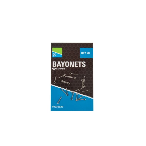 Bayonet PRESTON
