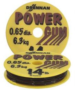 Power Gum DRENNAN 14lbs (10 mt)