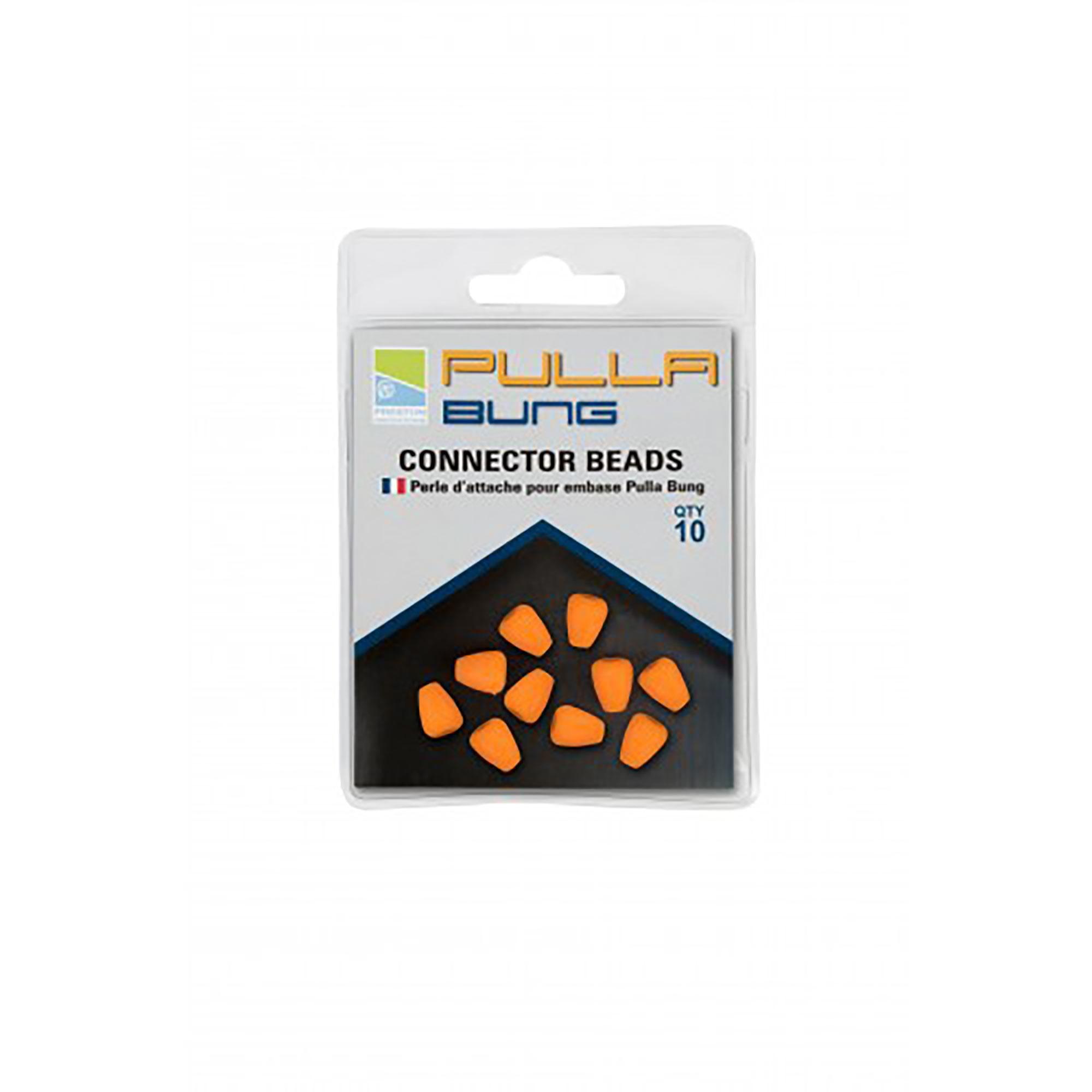 Pulla Bung Connector Beads PRESTON