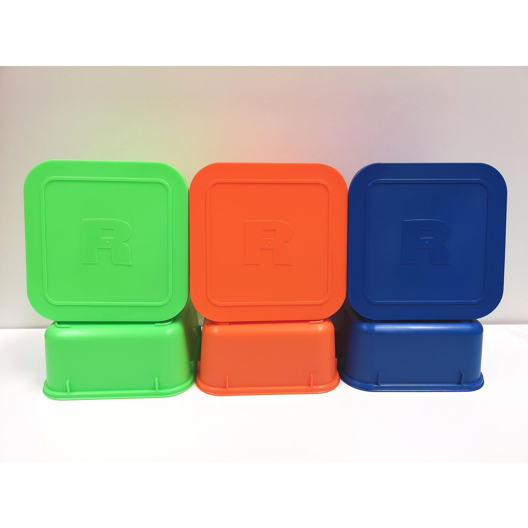 Scatole con coperchio Bait Box RINGERS
