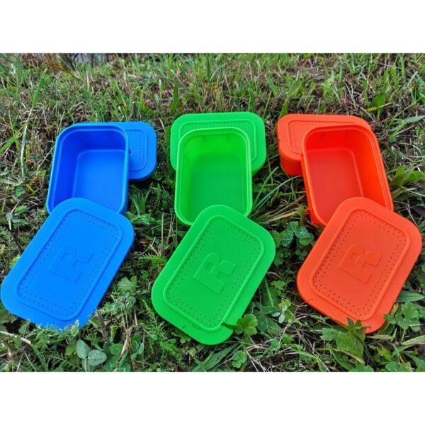 scatole small con coperchio bait box ringers