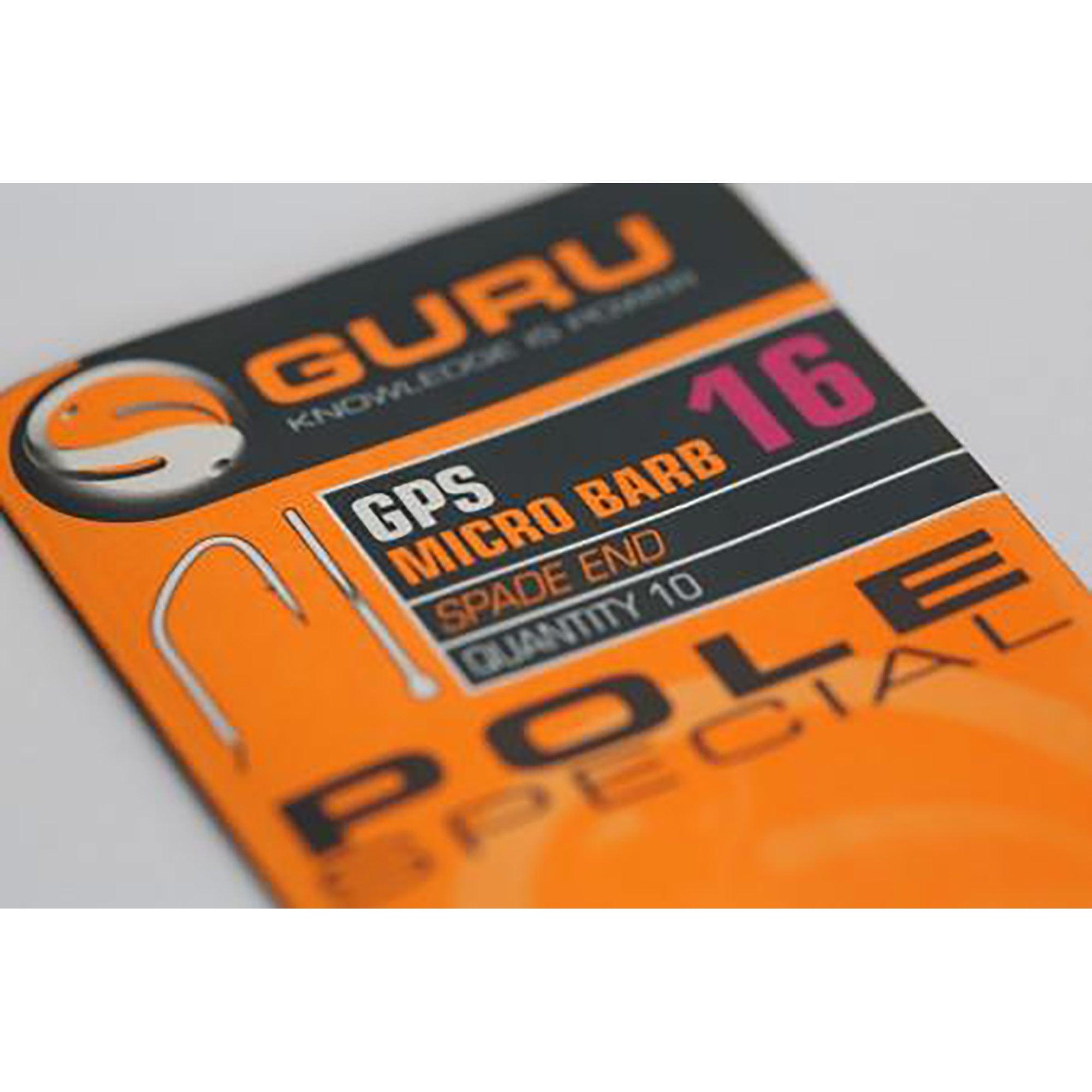 ami guru micro barbed gps pole special  (con paletta)