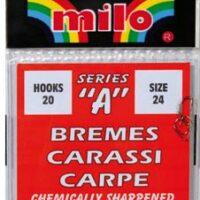 AMI CARBON 110 Serie A MILO (20pz)