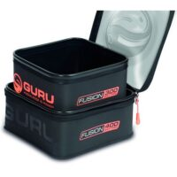 Astuccio Fusion 400 + Bait pro 300 (combo) GURU