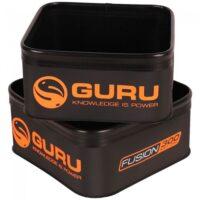 Contenitore esche pastura Fusion Bait Pro 200 + 300 (combo) GURU
