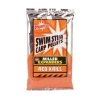 Milled Expanders DYNAMITE SWIN STIM Red Krill (750gr)