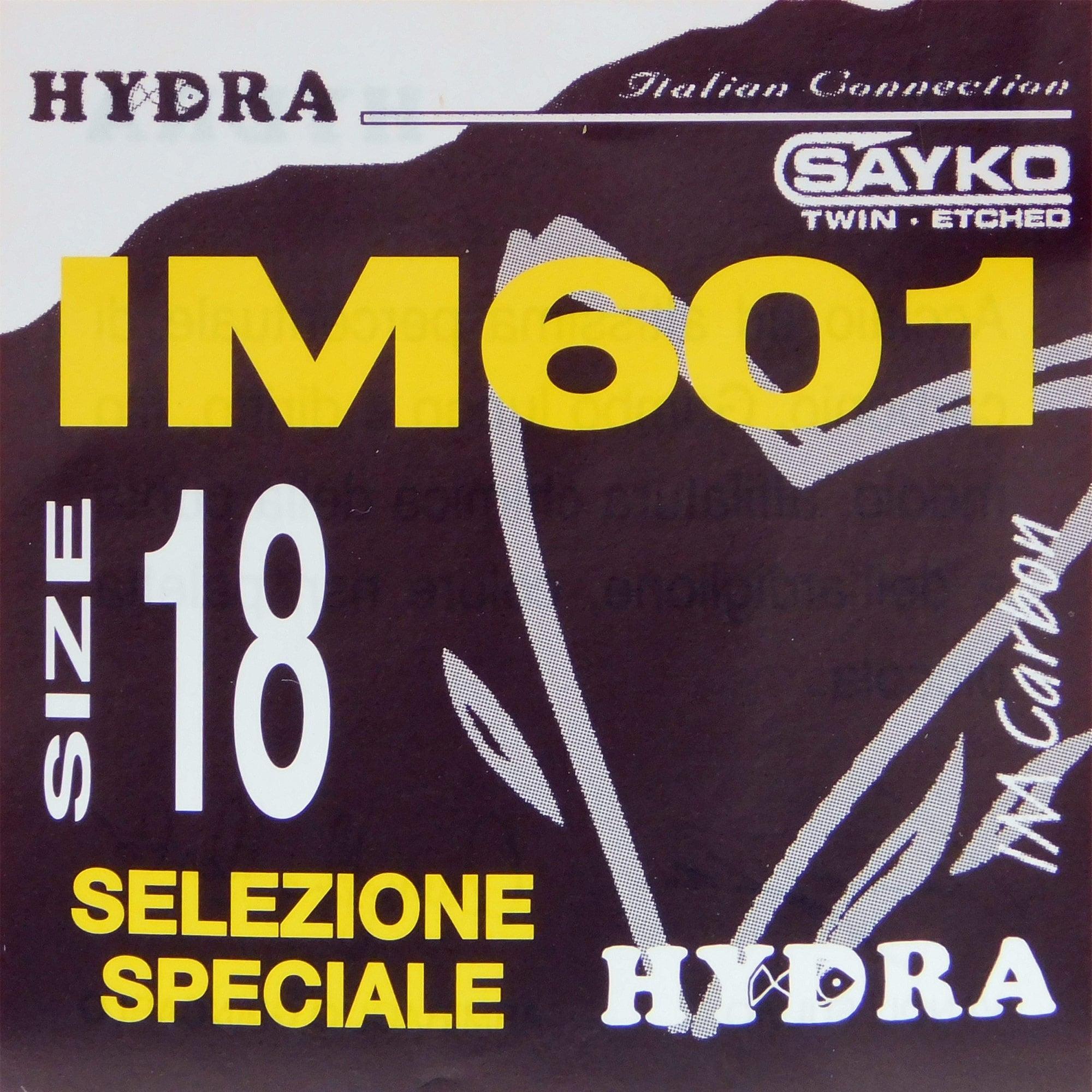 AMI HYDRA serie IM601 Black Nichel (20pz)