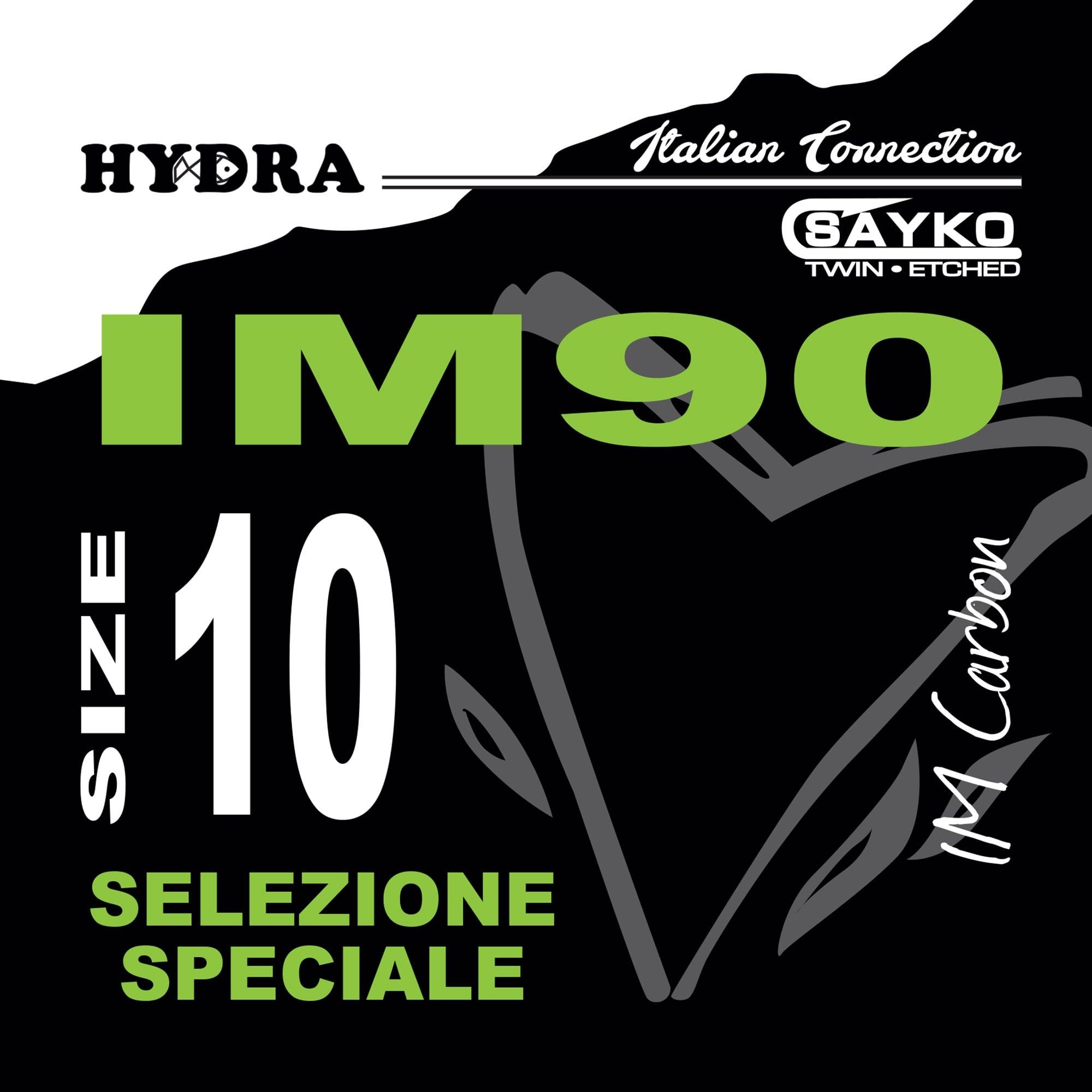 AMI HYDRA serie IM90 Nichelato (20pz)