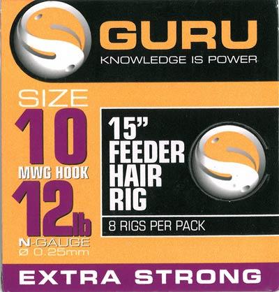 Ami Hair Rigs GURU 38cm