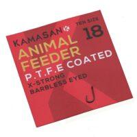 Ami KAMASAN ANIMAL FEEDER (con occhiello) Barbless