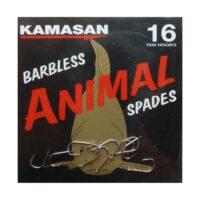 Ami KAMASAN ANIMAL Spade (con paletta) Barbless