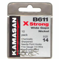 Ami KAMASAN B611 x-strong (nichelato)