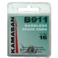 Ami KAMASAN B911 Spade (con paletta) Barbless