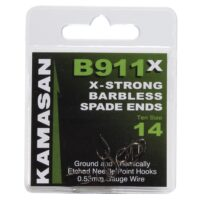 Ami KAMASAN B911 X-Strong Spade (con paletta) Barbless
