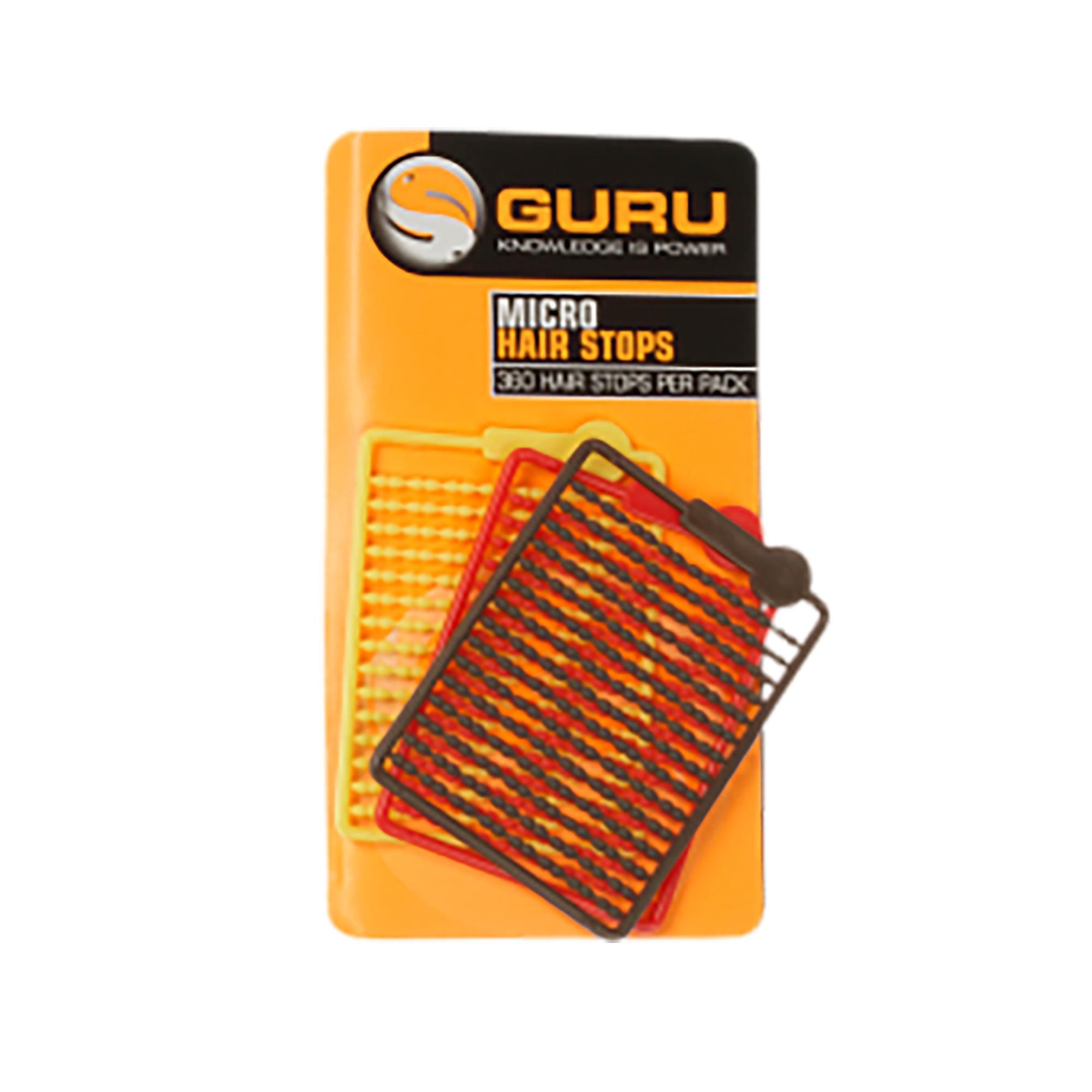 Micro hair stops GURU