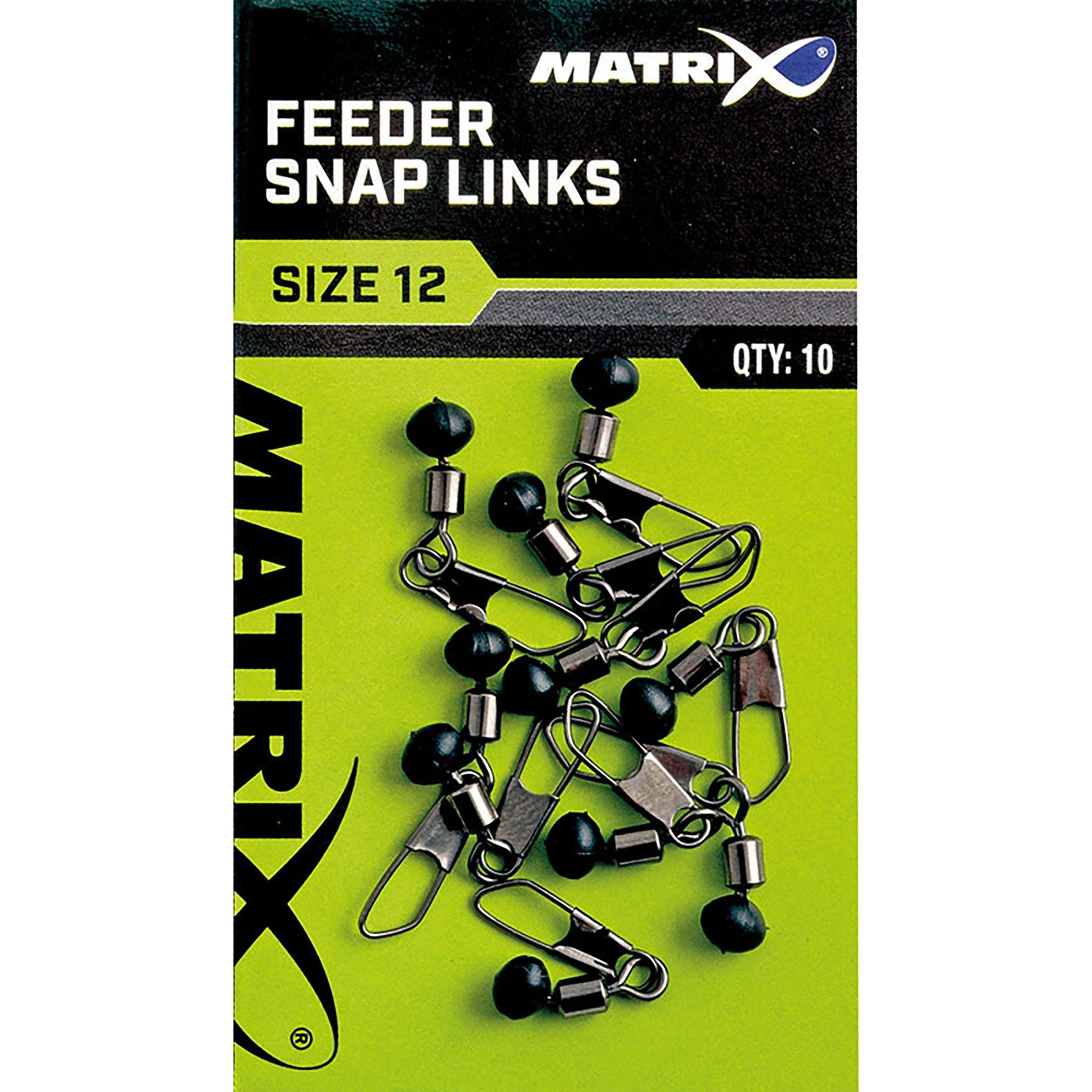 Attacco feeder Snap Links MATRIX