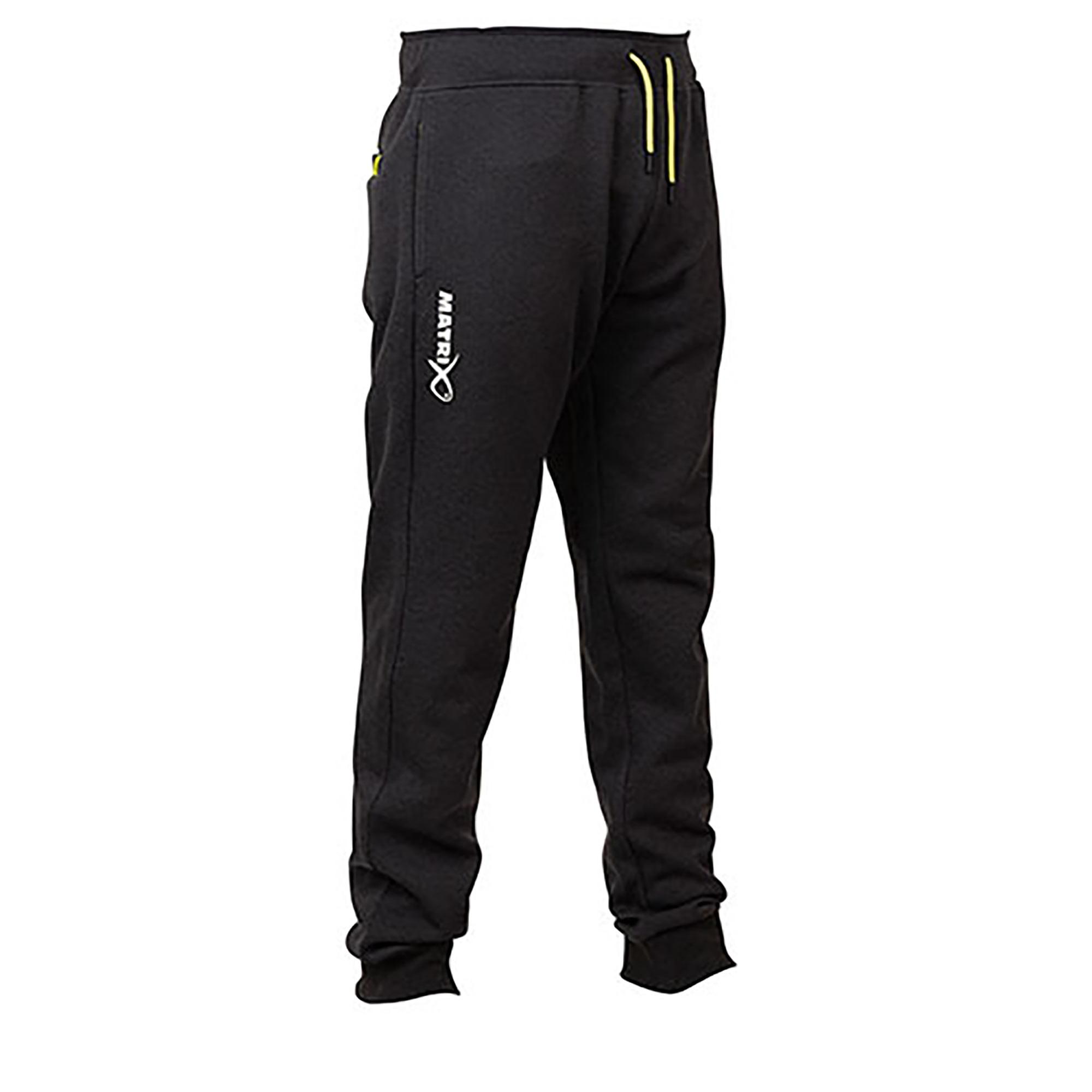 Pantalone Jogger Black MATRIX