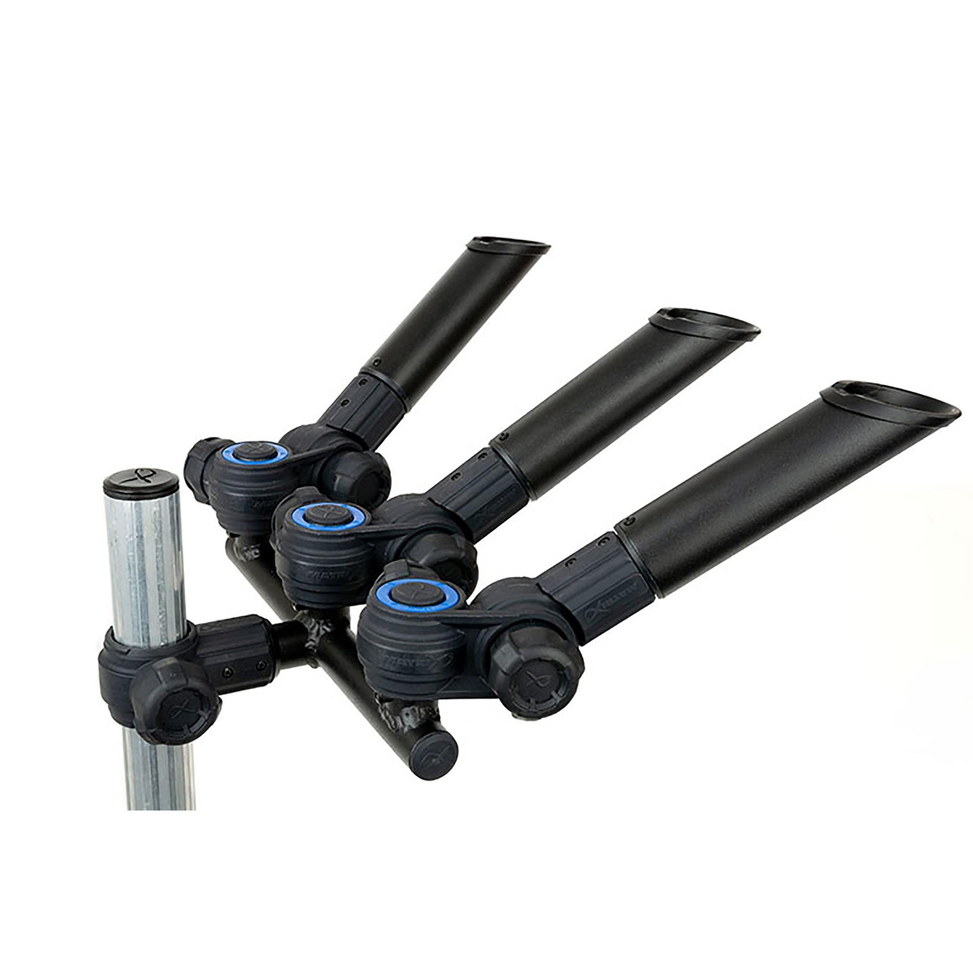Attacco multi angle 3 canne 3D-R MATRIX