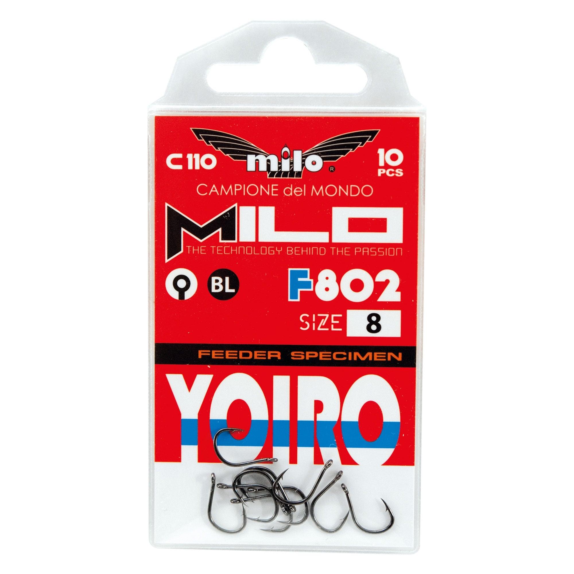 AMI YOIRO F802 Bl Feeder Special MILO (10pz)