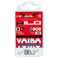 AMI YOIRO F803 Bl Feeder Carp MILO (10pz)