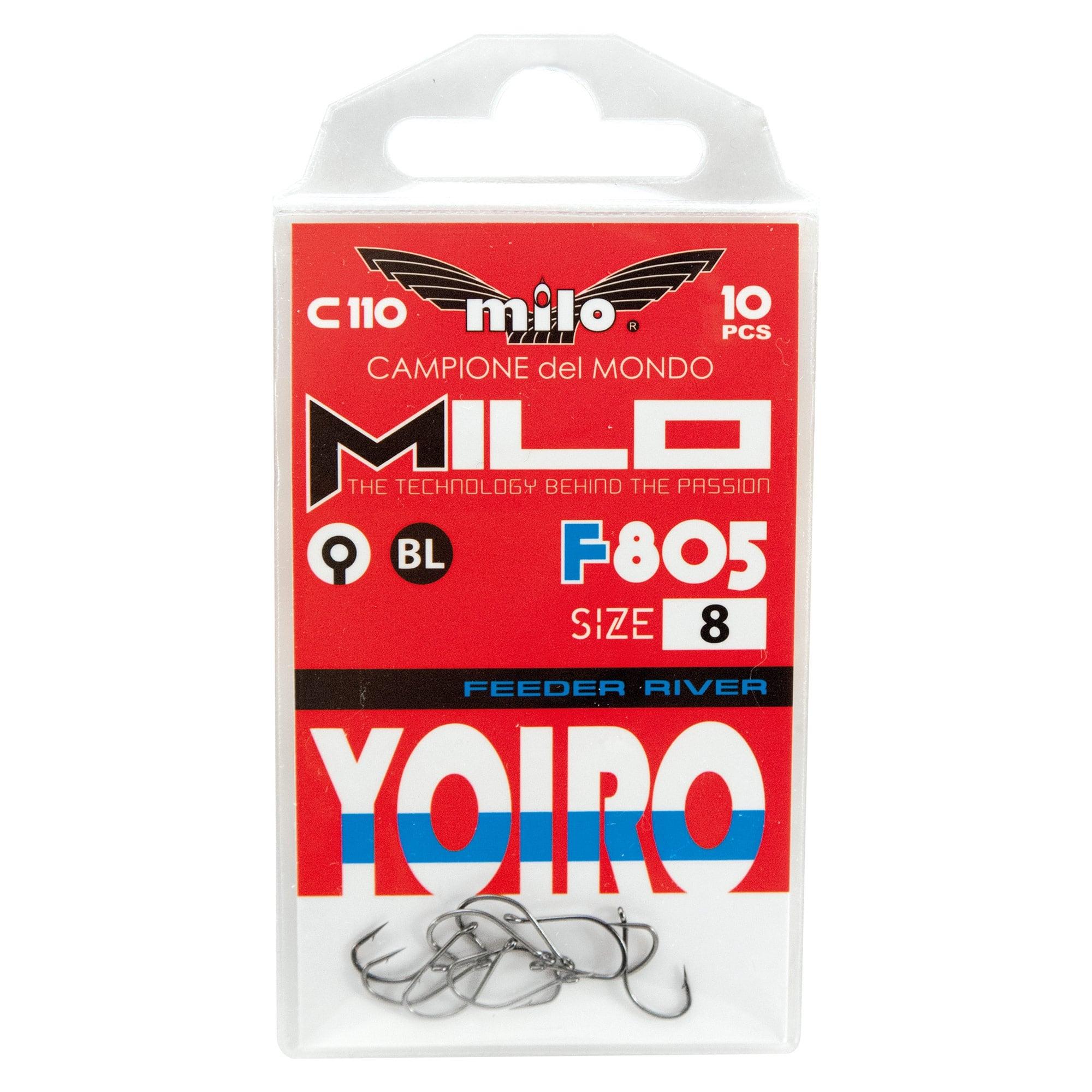 AMI YOIRO F805 Bl Feeder River MILO (10pz)