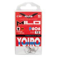 AMI YOIRO F806 Br MILO (10pz)