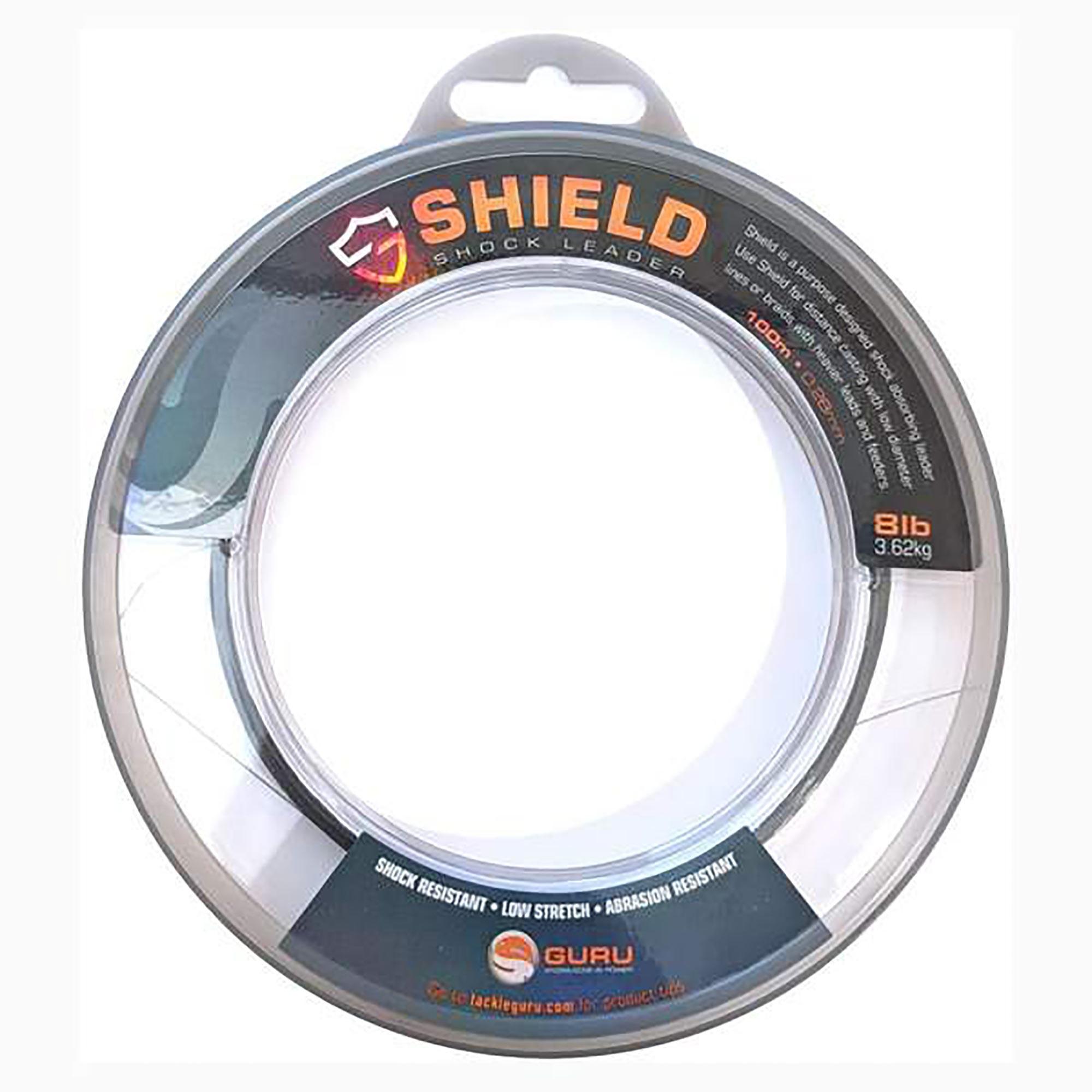 Monofilo Shield Shock Leader GURU 100mt