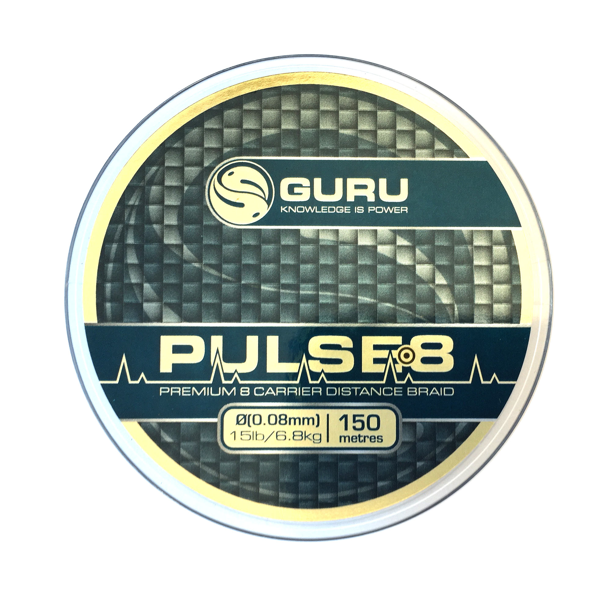 Trecciato Pulse 8 braid GURU 150mt