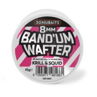 Pellet Band'um Wafter Krill & Squid  SONUBAITS (8mm)