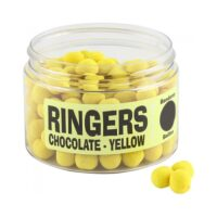 Pellet innesco Wafters 6mm Chocolate Yellow RINGERS - 100gr