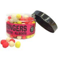 Pellet innesco Wafters  6mm RINGERS (vari colori) - 100gr