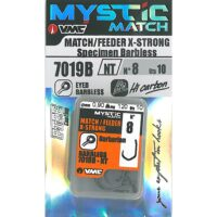 Ami MYSTIC Match VMC 7019B Specimen Eyed Barbless