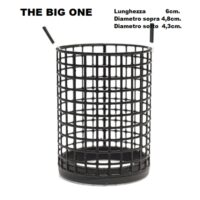 Pasturatore Cage feeder Long Distance Big One WILD FISHING