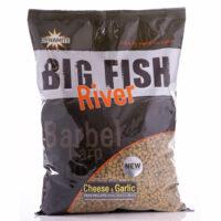 Pellet DYNAMITE Big Fish River Cheese Garlic 4/6/8mm (1,8kg)