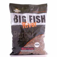 Pellet DYNAMITE Big Fish River Meat Furter 4/6/8mm (1,8kg)