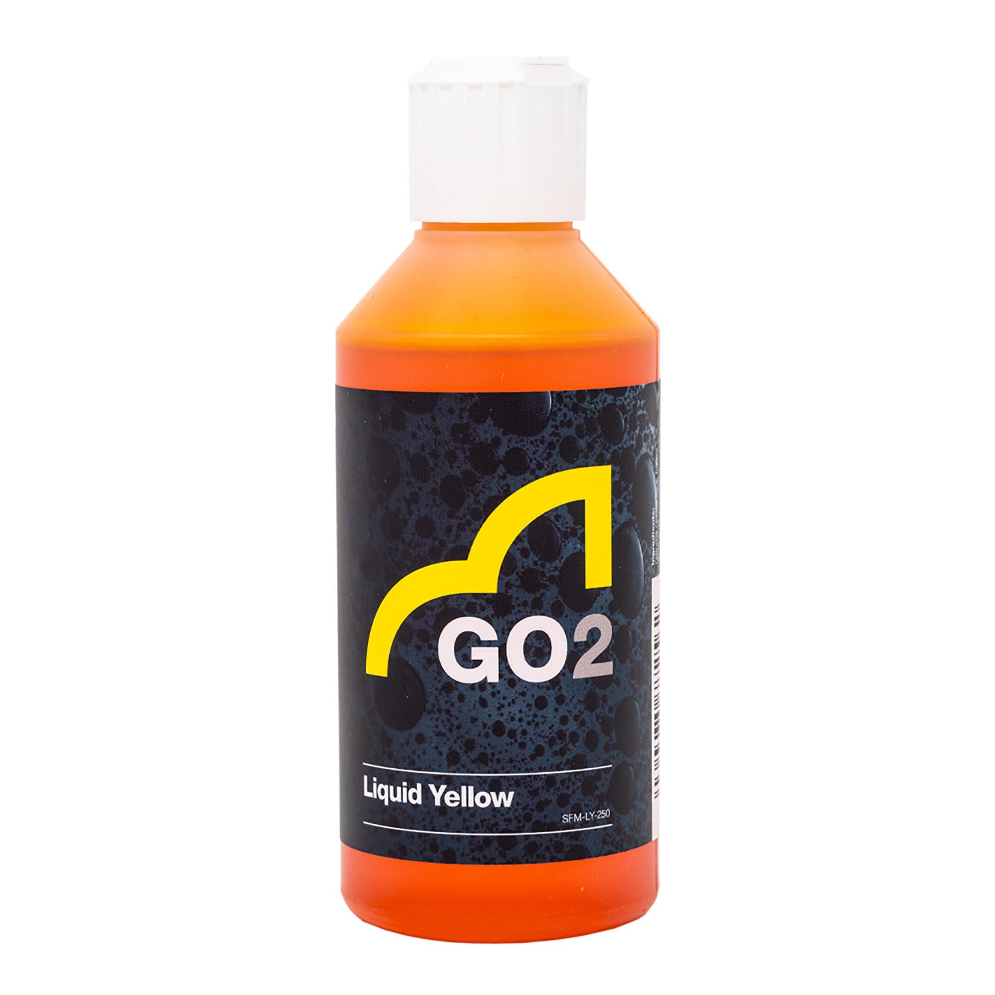 Additivo SPOTTEDFIN GO2 Liquid Yellow (250ml)