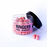 Pellet innesco Wafters 6mm Rosa RINGERS - 100gr