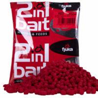 Pellet Innesco & Pasturazione FJUKA 2in1 (5mm) Red