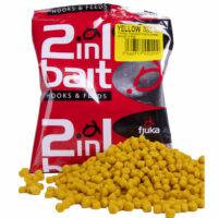 Pellet Innesco & Pasturazione FJUKA 2in1 (5mm) Yellow