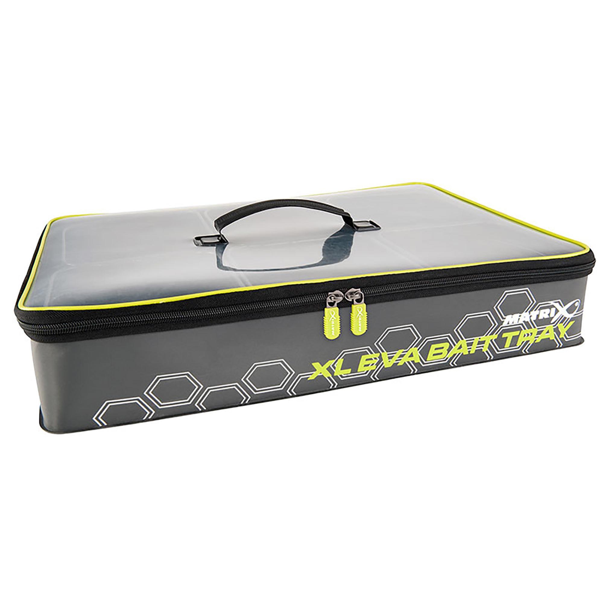 Set Pastura EVA XL Bait Tray 6 tubs - MATRIX (53x37x9,5 cm)