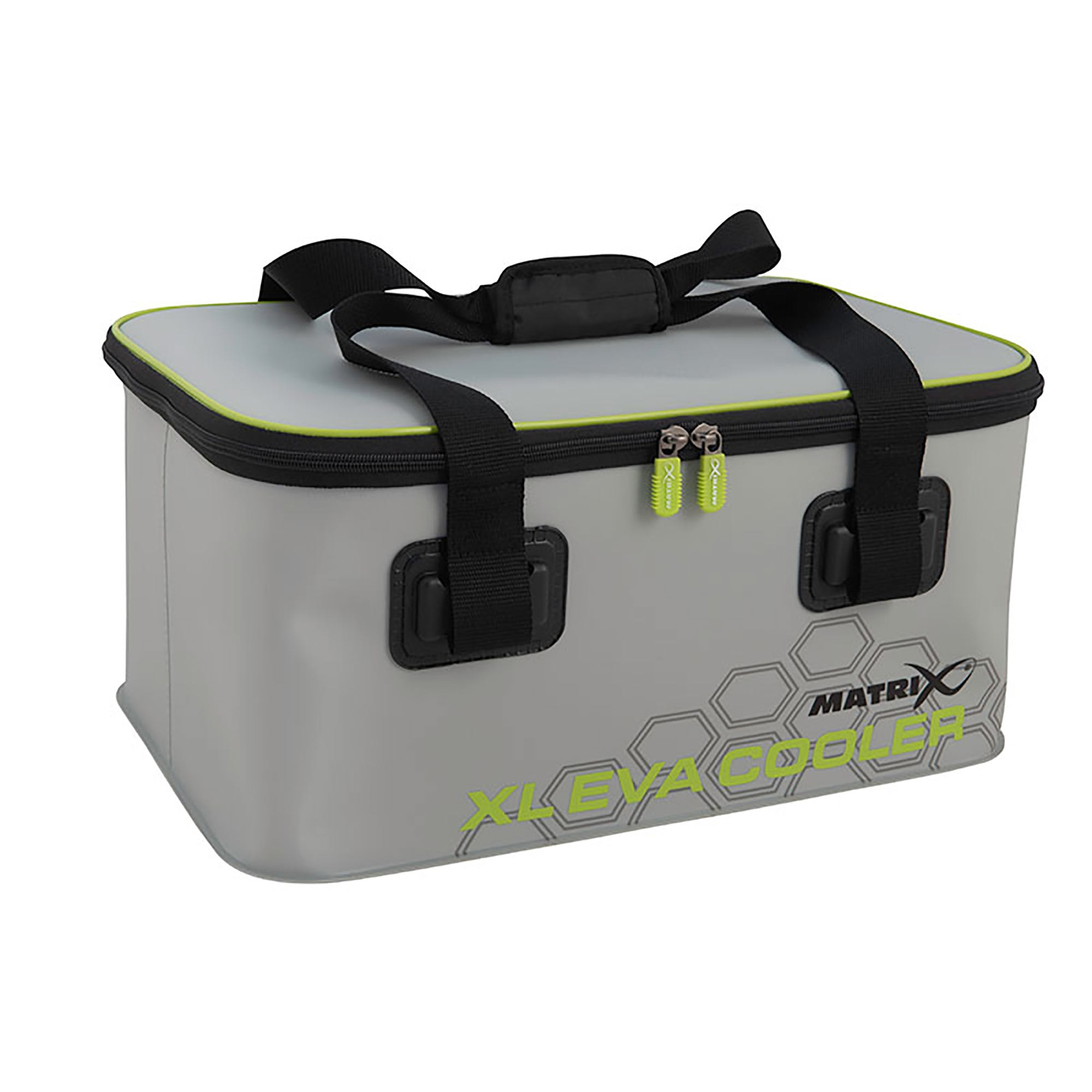 Borsa Termica Grey EVA XL Cooler Bag - MATRIX (46x30x22 cm)