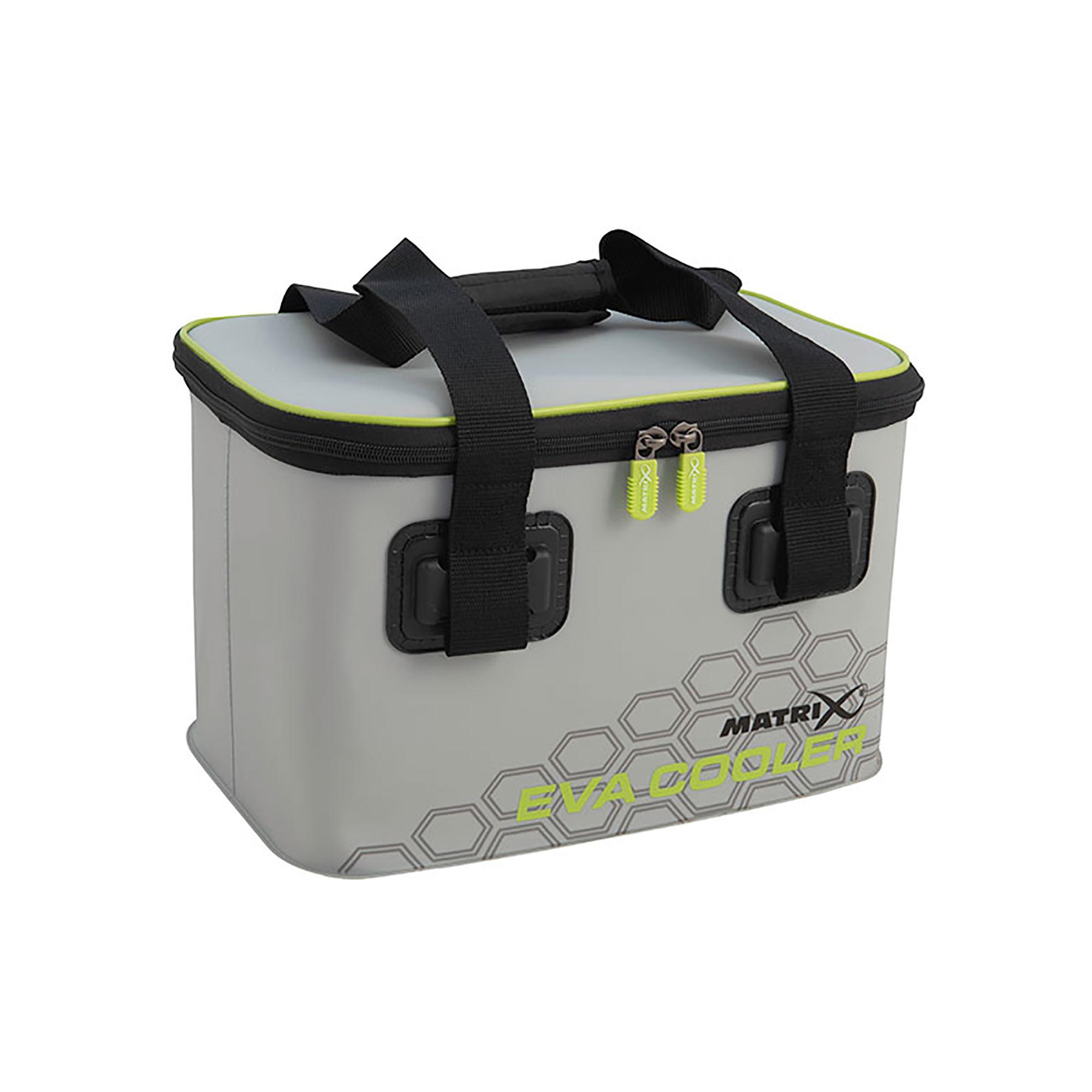 Borsa Termica Grey EVA Cooler Bag - MATRIX (35x24x22 cm)