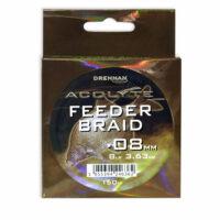 Trecciato feeder braid DRENNAN (150mt)