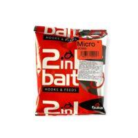 Pellet Pasturazione FJUKA 2in1 (MICRO 2mm) Red