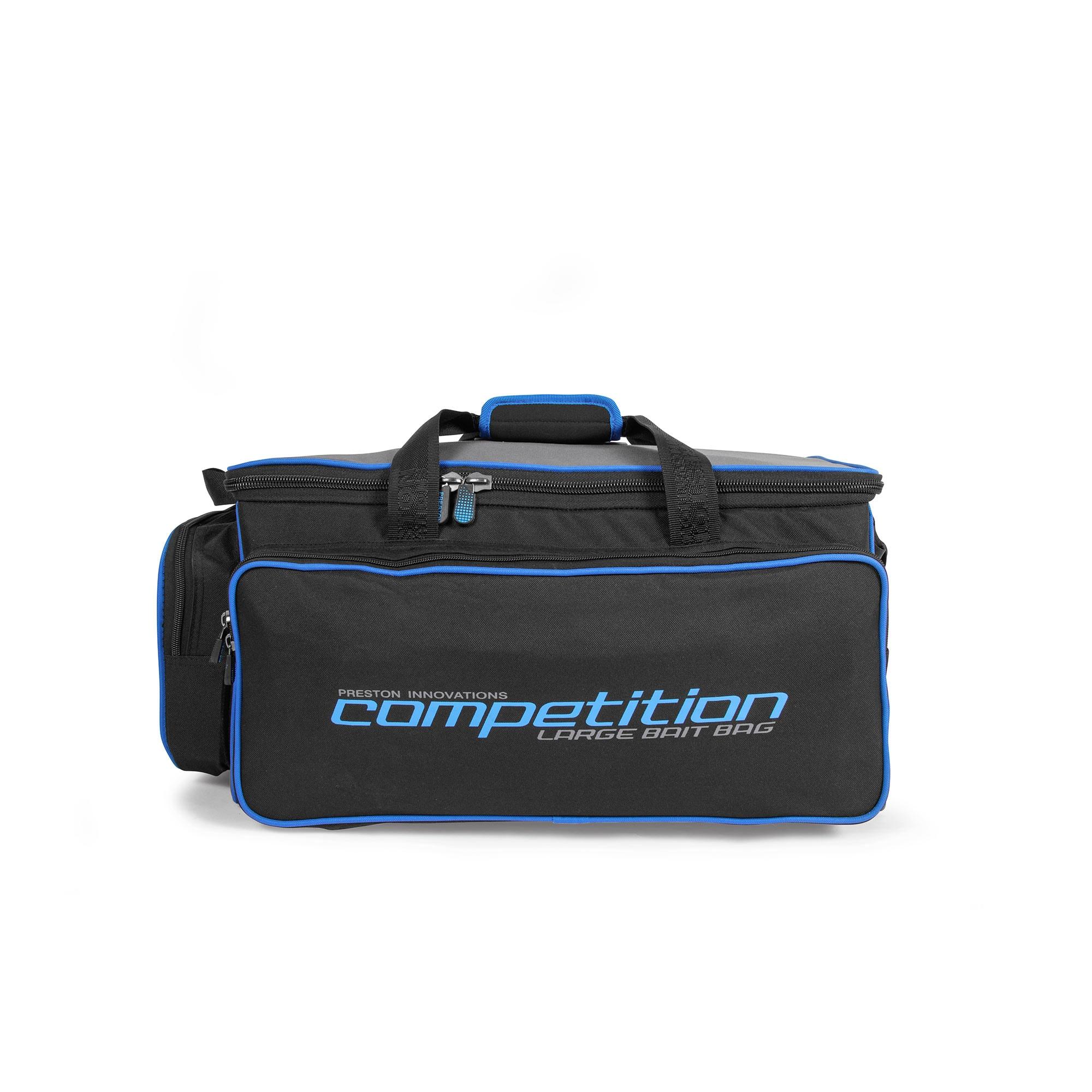 Borsa Termica Bait bag Large COMPETITION PRESTON (58x33x28cm)