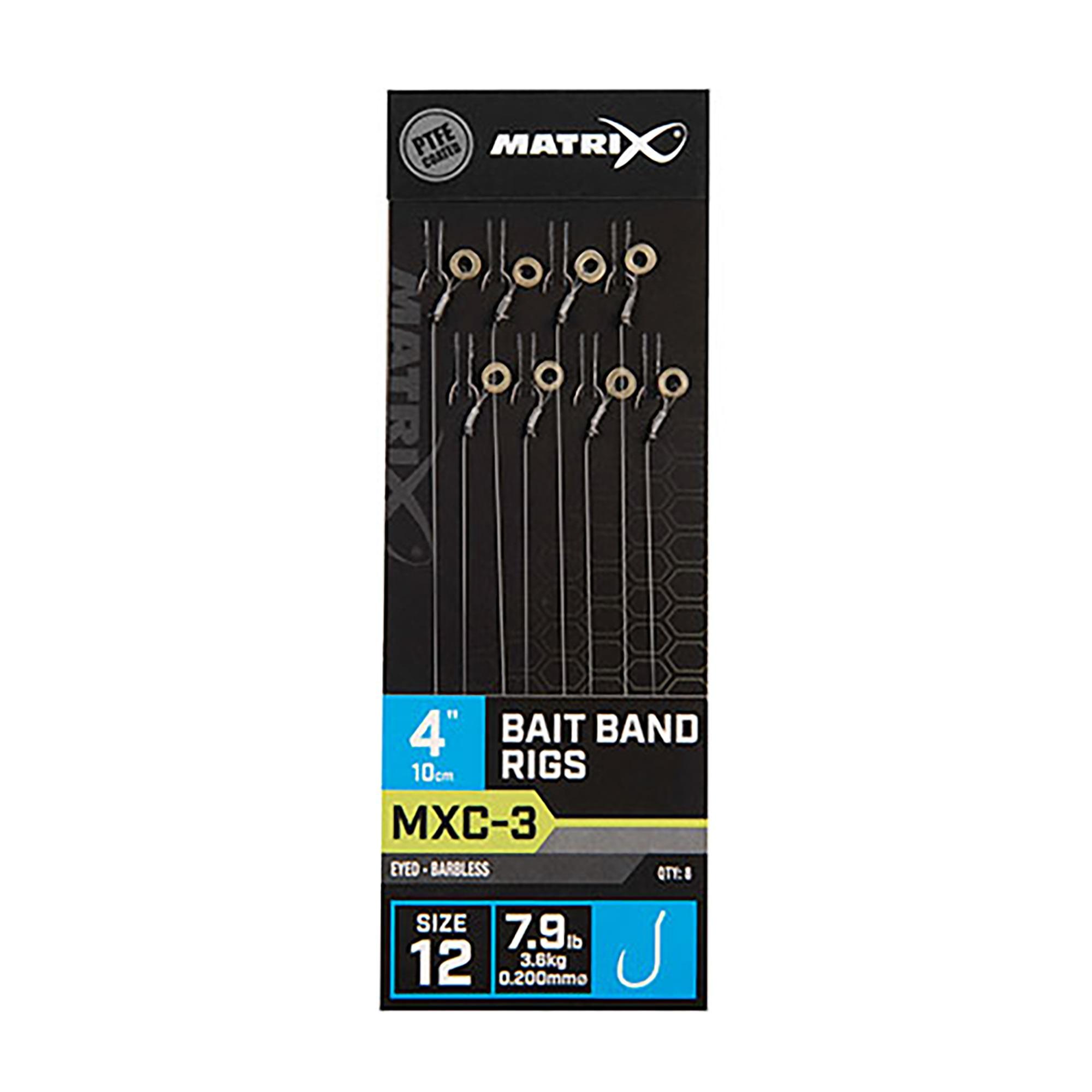 Ami hair Rig MXC-3 (Bait Band Rigs) MATRIX 10cm