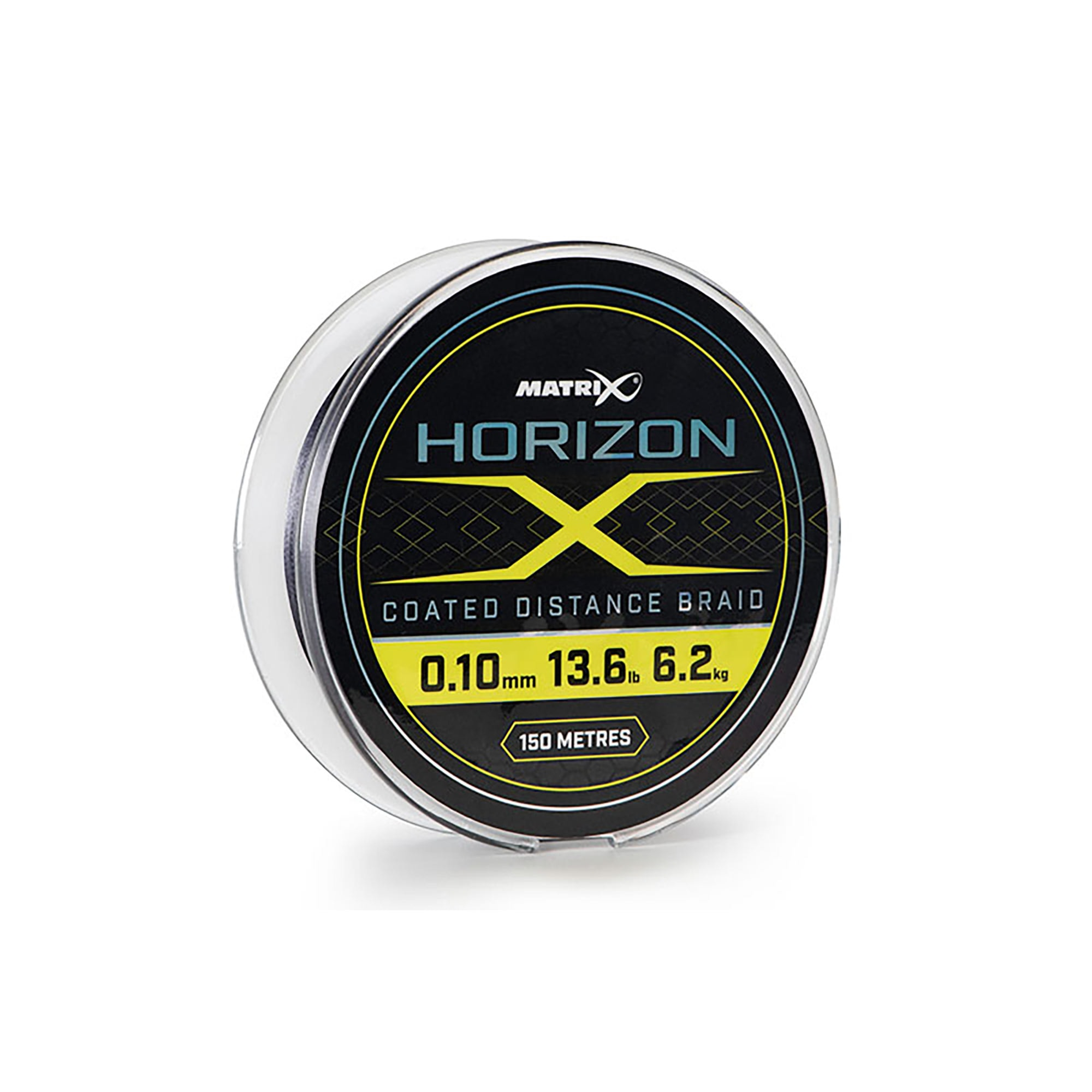 Trecciato Horizon X Coated Braid (8 fili) MATRIX 150 mt