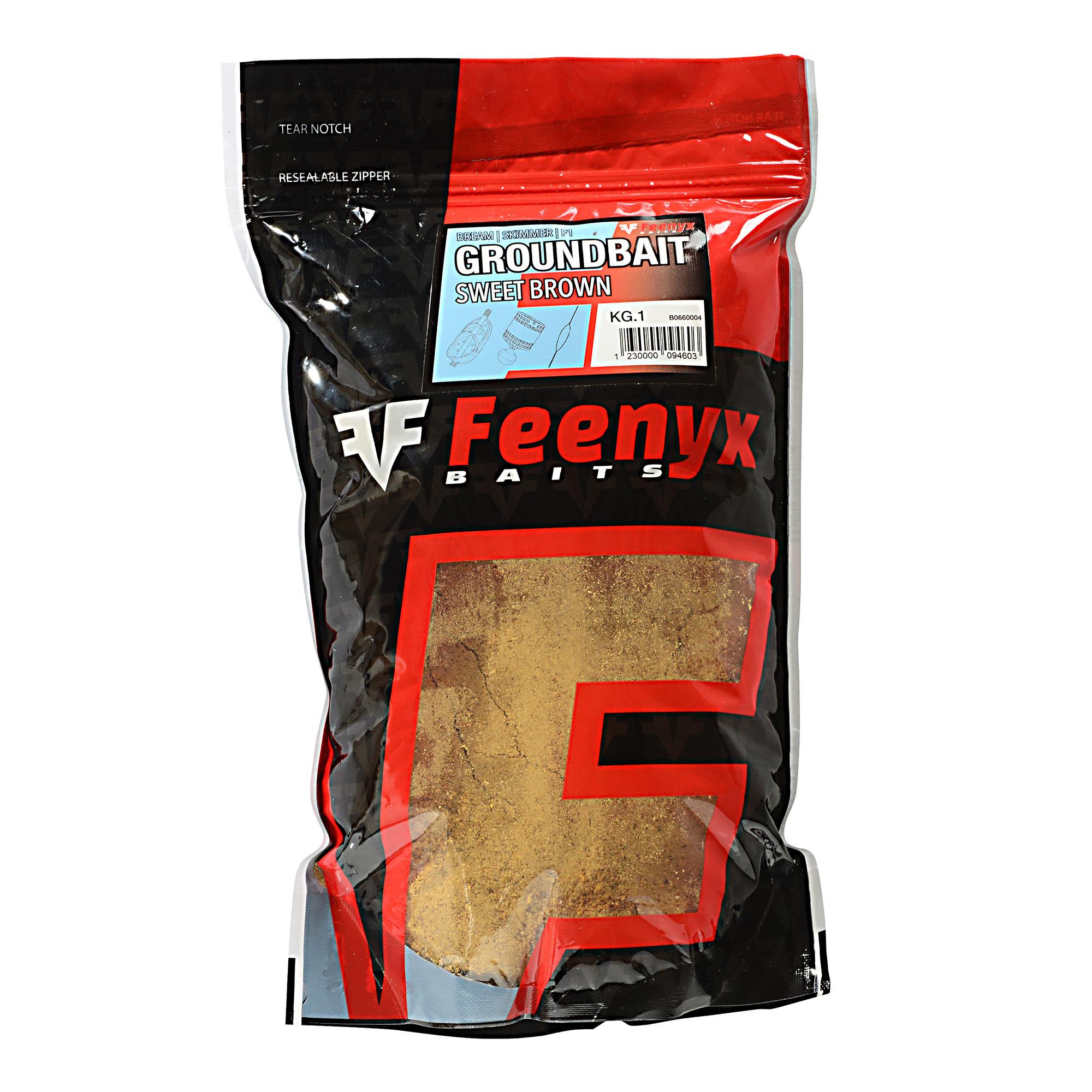 Sweet Brown FEENYX BAIT (kg.1)