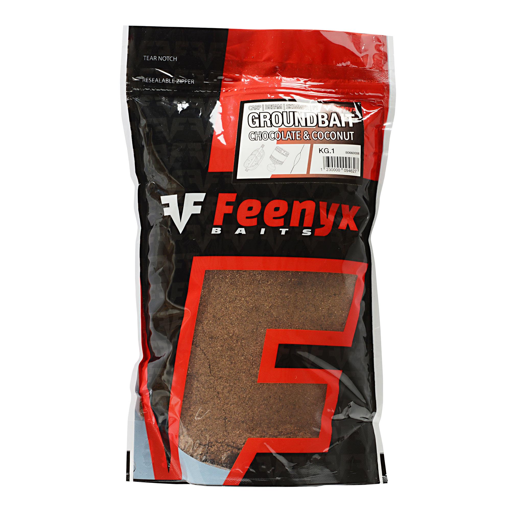 Pastura Chocolate & Coconut FEENYX BAIT (kg.1)